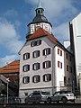 Backnang Helferhaus mit Stadtturm 2017 (MTheiler) 4649.JPG