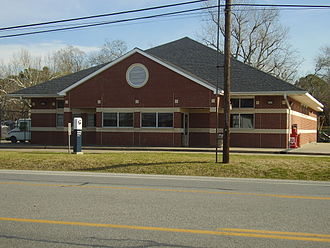 Bacliff, Texas - Bacliff US Post Office