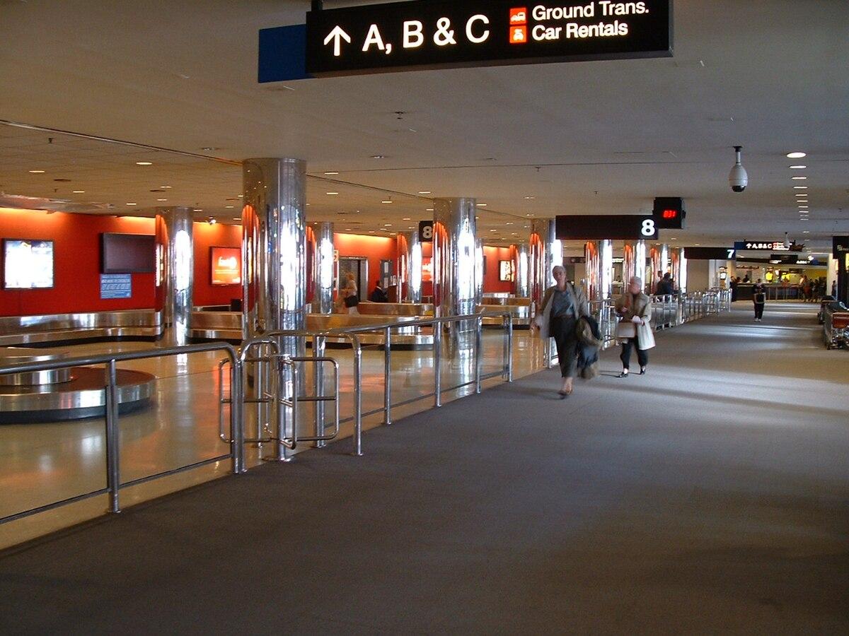 Baggage Reclaim Wikipedia