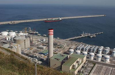 Picture of Central Térmica Bahía de Bizkaia Electricidad
