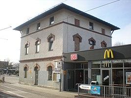 Bahnhof Wolfratshausen – Wikipedia