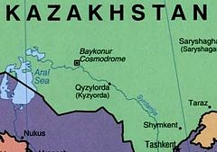 Baikonur in kazakhstan map 2000.jpg