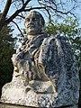 Bajor Gizi Actors' Museum. Bust of József Katona by Sári Somló. - Budapest.JPG