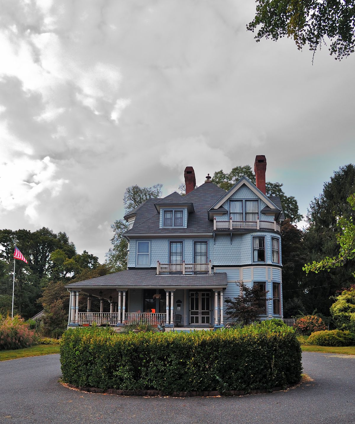 Home Pictures: James B. Baker House