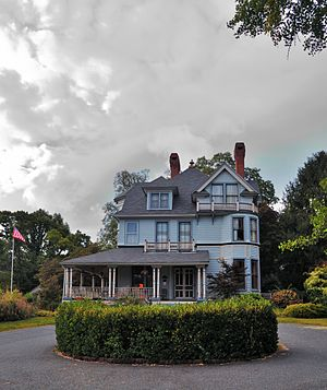 National Register of Historic Places listings in Harford County, Maryland - Image: Baker House photo