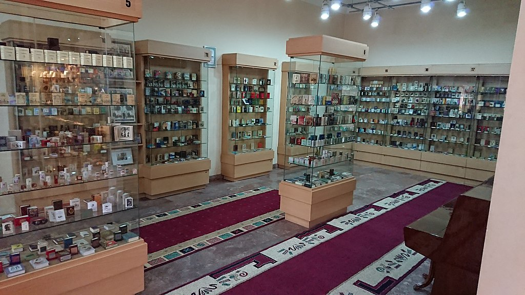 Museum of Miniature Books, Baku