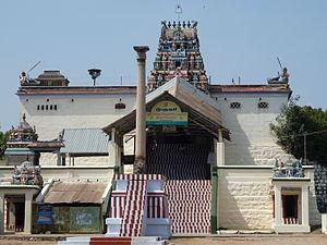 Karur district - Sri Balasubramania swamy temple, Vennaimalai
