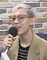 BamBam on Choi Hwajung's Power Time Radio, 28 April 2020 01.jpg