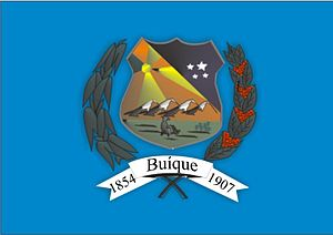 Buíque - FLAG
