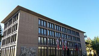 Banque cantonale du Valais - Image: Banque Cantonale Sion