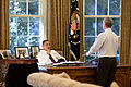 Barack Obama and Rahm Emanuel in the Oval Office 10-2009.jpg