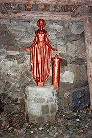 Bild der Heiligen Barbara auf www.wikipedia.de