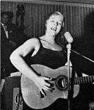 Barbara Dane - Southern Campus 1960