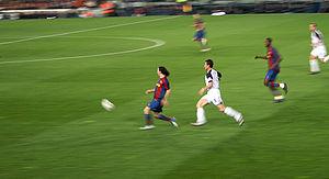 Barcelona vs Rangers
