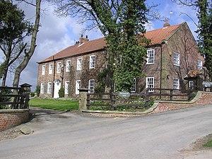 Barmpton - The late 18th century Barmpton Hall