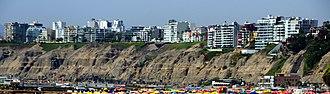 Barranco District - Image: Barranco district apartment cityscape