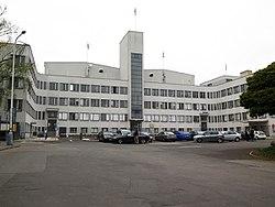 Barrandov, hlavní budova filmových ateliérů.jpg