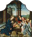 Bartholomäus Bruyn (I) - The Nativity (Thyssen-Bornemisza Museum).jpg