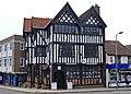 Barton's Bookshop (1), 2 Bridge Street - geograph.org.uk - 2133994.jpg