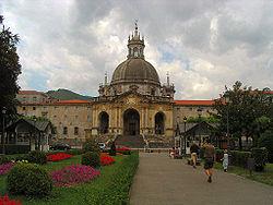 Svatyně Ignáce z Loyoly v Azpeitii