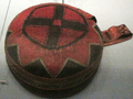 Basket with lid (Hausa, Baro, Nigeria), World Museum Liverpool.png