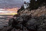 The Montmaine Lighthouse