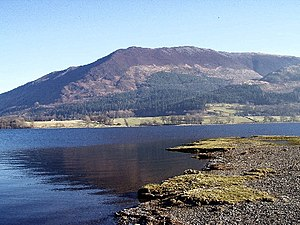 Bassenthwaite Lake - View from Blackstock Point