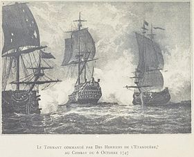Image illustrative de l'article Tonnant (1743)