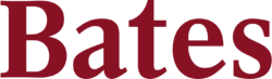 Bates College wordmark.png