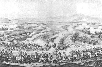 Russo-Persian War (1826–1828) - The Battle of Elisabethpol on 13 September 1826