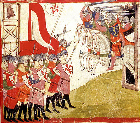 Battle of Montaperti, 1260 Battle of Montaperti.jpg