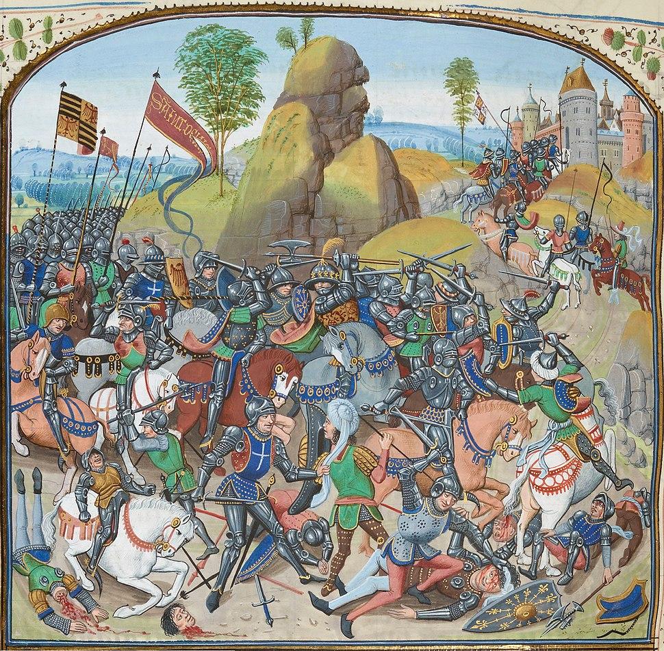 Battle of Montiel