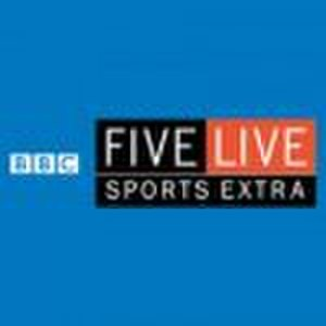 BBC Radio 5 Live Sports Extra - Radio Five Live Sports Extra logo 2002-07