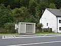 Bečov nad Teplou, Karlovarská ulice, zastávka.jpg
