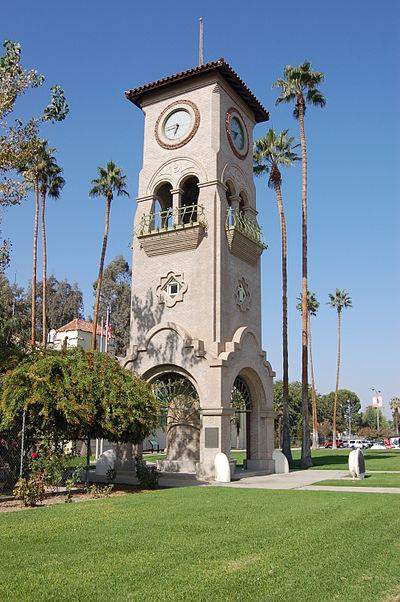 Beale Memorial Clock Tower