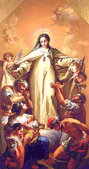 Beata vergine maria della mercede