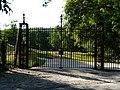 Beaumont-du-Périgord château Bannes portail nord-est.jpg