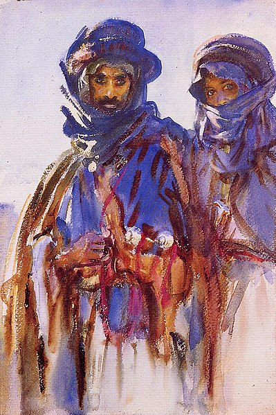 File:Bedouins John Singer Sargent.jpeg