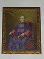Beignon (56) Église Saint-Pierre Portrait de Mgr Bécel 01.JPG