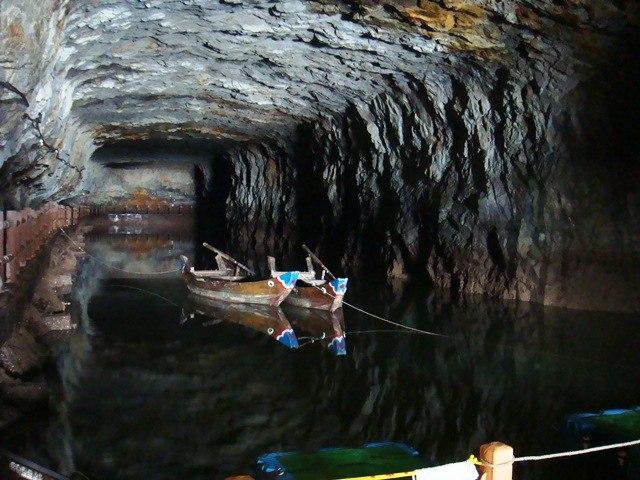 Beihai Tunnel, Nangan, Matsu, Taiwan