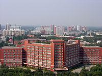 Beijing International Studies University Main Hall.jpg