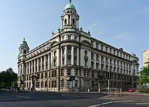 Belfast Metropolitan College - Image: Belfast Metropolitan College