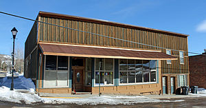 National Register of Historic Places listings in Routt County, Colorado - Image: Bell Mercantile