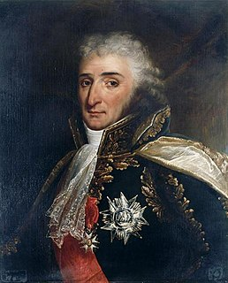 Pierre Augereau French Marshal
