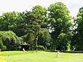 Belsay Hall Croquet Club - geograph.org.uk - 1479356.jpg