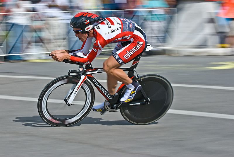 Ben Jacques-Maynes may be Bissells best shot at a stage win in 2010.