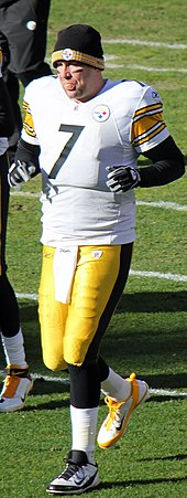 7a37f2a9a Roethlisberger in January 2012. See also  2011 Pittsburgh Steelers season