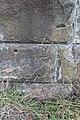 Benchmark on Brimstage Road bridge.jpg