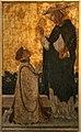 Benedetto bembo (attr.), pigello portinari in adorazione di san pietro martire, 1460.jpg