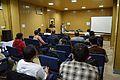 Bengali Wikipedia Editathon - Bengali Wikipedia 10th Anniversary Celebration - Jadavpur University - Kolkata 2015-01-10 3178.JPG